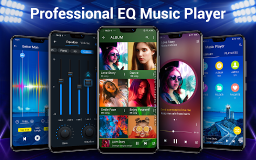Music Player - Mp3 Player 3.7.2 Screenshots 14