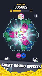 2048 Number Hexagon 1.0.2 screenshots 2