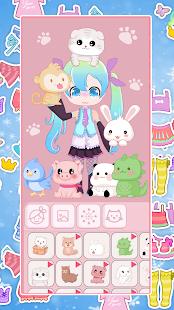Chibi Avatar: Cute Doll Avatar Maker