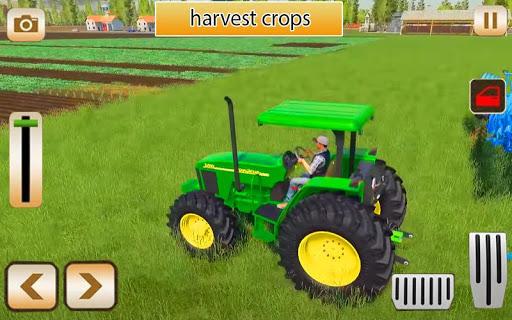 heavy tractor drive 3d:village simulator screenshot 3