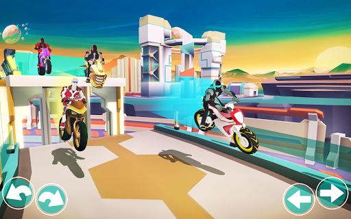 Gravity Rider: Extreme Balance Space Bike Racing 1.18.4 Screenshots 15
