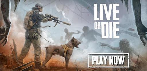 Live or Die: Zombie Survival Versi 0.2.457