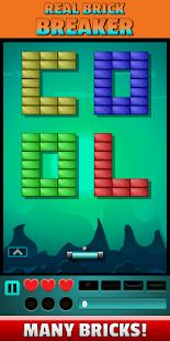 New Offline Games 2021 - Real Brick Breaker