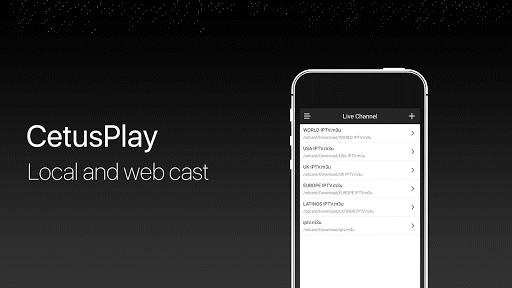 CetusPlay - TV Remote Server Receiver 4.7.8.0-For TV Screenshots 4