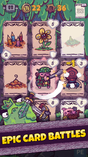 Card Hog - Dungeon Crawler Game 1.0.168 screenshots 1