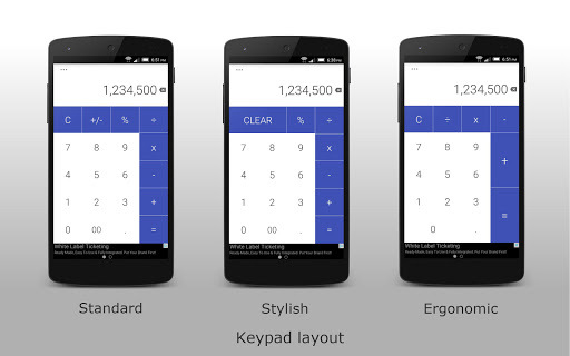 Calculator 1.10.9 Screenshots 7