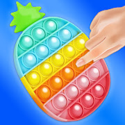 Fidget Cube 3D - Antistress Game