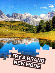 Jigsaw Puzzle Game - Innovative Puzzles for Adults