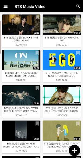 bts tube - bts videos, bts music videos screenshot 2