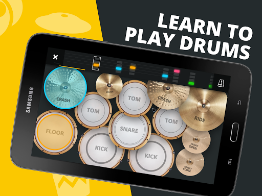 SUPER DRUM - Play Drum! android2mod screenshots 7