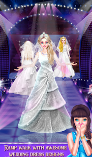 Fashion Star Bride Cloth Designer Fashion Tycoon Screenshot