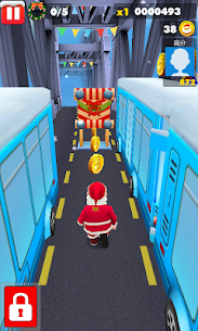 Santa Run Hack for Android and iOS 3