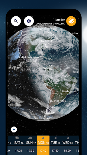 Ventusky: Weather Maps 14.0 Screenshots 1
