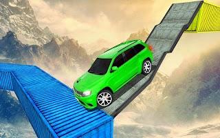 GT Jeep Impossible Mega Dangerous Track