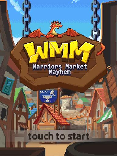 Warriors' Market Mayhem VIP : Offline Retro RPG 1.5.24 screenshots 12