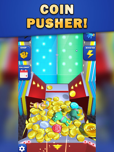 Tipping Point Blast! - Lucky Coin Pusher  screenshots 8