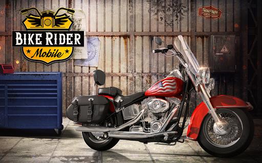 Bike Rider Mobile: Racing Duels & Highway Traffic apktram screenshots 4