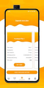 BitoBurn – Bitcoin Cloud Mining For Android 5