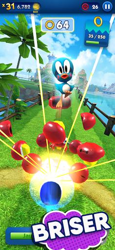 Sonic Dash - Jeu de course à pied et saut ! screenshots apk mod 4