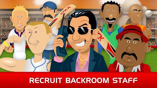 Code Triche Stick Cricket Premier League apk mod screenshots 5
