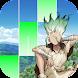 Senku Anime Dr. Stone Piano Tiles - Androidアプリ