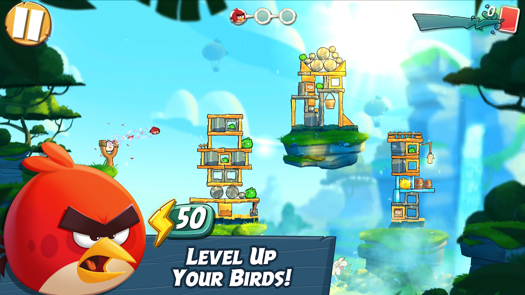 Angry Birds 2 poster 2
