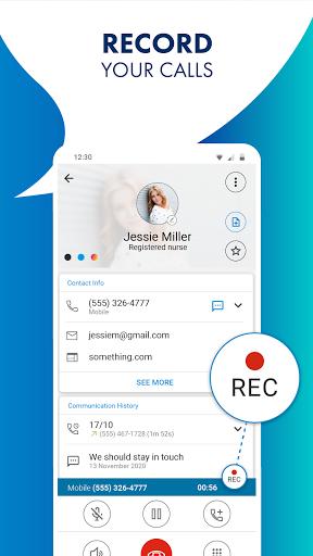 CallApp: Caller ID, Call Blocker & Call Recorder  screenshots 1