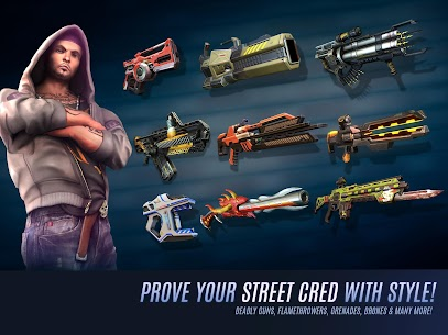 Gangstar Vegas Mod APK( Version 5.2.0p ) World of Crime 14