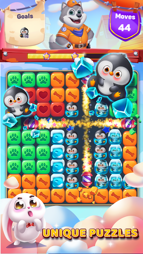 Pet Blast Puzzle - Rescue Game 1.1.0 screenshots 11