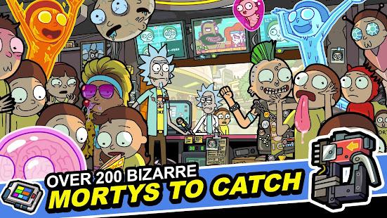 Rick and Morty: Pocket Mortys Mod Apk
