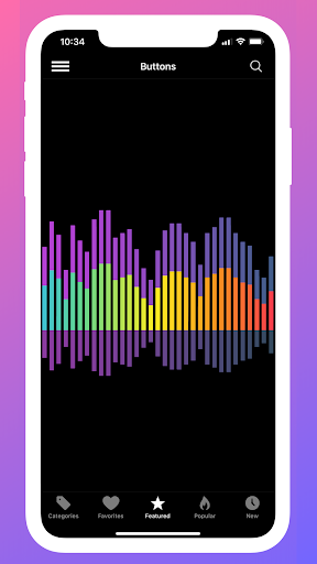 Instant Buttons Soundboard App android2mod screenshots 6