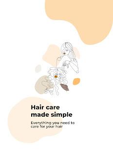 The Hair Routine