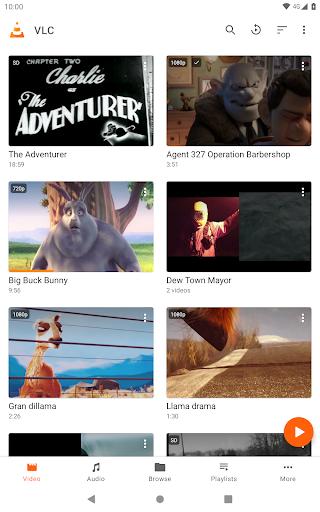 VLC for Android apktram screenshots 9