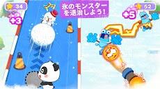 リトルパンダの雪と氷の遊園地のおすすめ画像2