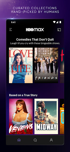 HBO Max: Stream and Watch TV, Movies, and More screenshots 4