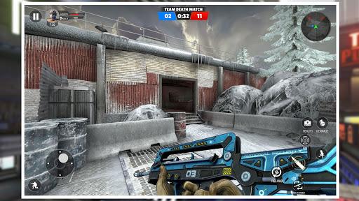 Modern Gun Strike:PvP Multiplayer 3D team Shooter  screenshots 8