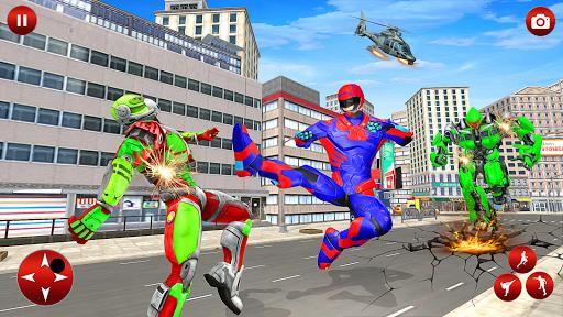 Superhero Robot Speed: Super Hero Game screenshots 6
