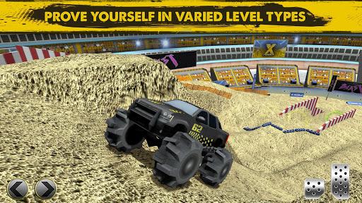 3D Monster Truck Parking Game 2.2 screenshots 3