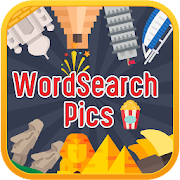 Word Search Pics Puzzle
