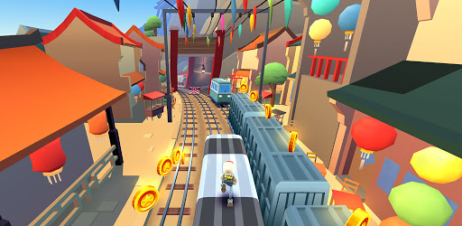 Subway Surfers 2.18.1 Screenshots 6