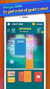 2048 Cards - Merge Solitaire, 2048 Solitaire 1.0.9 Screenshots 1