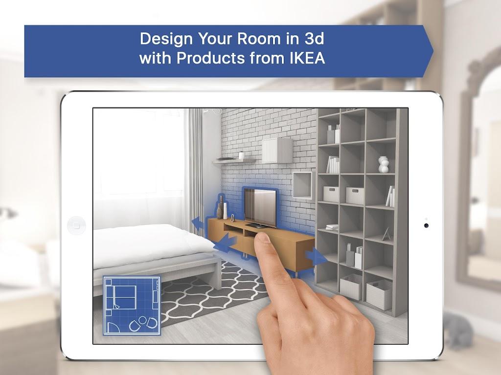 Room Planner: Home Interior & Floorplan Design 3D poster 4