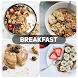 朝食のレシピ - Androidアプリ