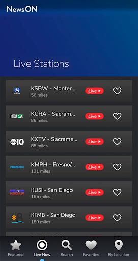 NewsON - Watch Local TV News  APK screenshots 2