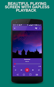 Mp3 Music Player PRO Cracked APK by AndroidRockers 3