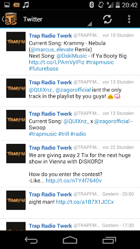 TRAP.FM - Trap Radio For PC Windows (7, 8, 10, 10X) & Mac Computer Image Number- 8