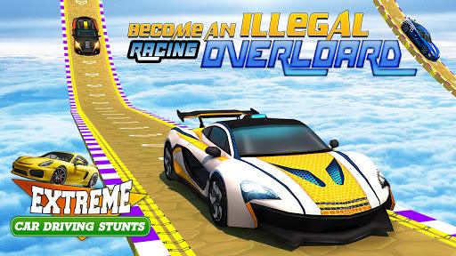 Car Stunt 3D Unlimited: GT Racing Go Car Driving screenshots 8