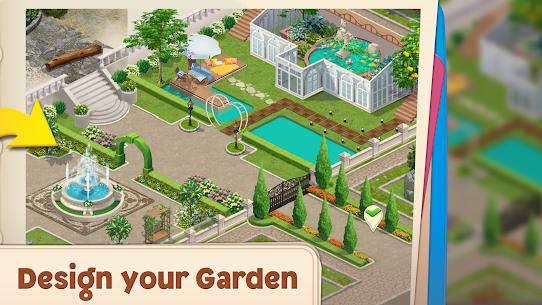 Merge Manor : Sunny House Mod Apk (Unlimited Money) 8