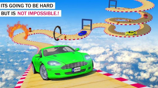 Ramp Car Stunts Free - Multiplayer Car Games 2021 4.1 Screenshots 1