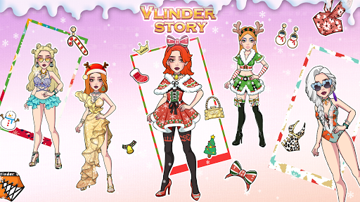 Vlinder Story:Dress up Fashion Games screenshots 1